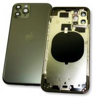 Корпус iPhone 11 Pro черный (полный комплект)