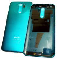 Задняя крышка, корпус Xiaomi Redmi 9 зелёного цвета (оригинал Китай)