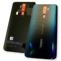 Стекло задней крышки Oppo A5 2020 / A9 2020 зелёное (оригинал Китай)