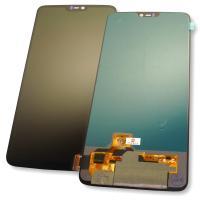 Дисплей OnePlus 6 OLED с сенсором, черный (копия ААА)