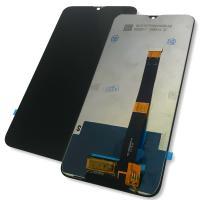 Дисплей Oppo A12 с сенсором, черный (оригинальная матрица)