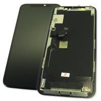 Дисплей iPhone 11 Pro с сенсором и рамкой, черный (оригинальные комплектующие)