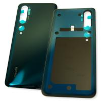 Стекло задней крышки Xiaomi Mi Note 10 / Mi Note 10 Pro зелёное (оригинальные комплектующие)