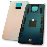 Стекло задней крышки Xiaomi Redmi Note 9S / Redmi Note 9 Pro золотистого цвета (оригинал Китай)