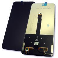 Дисплей Huawei P Smart 2021 / X10 Lite с сенсором, черный (оригинал Китай)