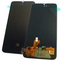 Дисплей OnePlus 6T OLED с сенсором, черный (копия ААА)