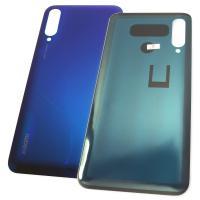 Стекло задней крышки Xiaomi Mi A3 / Mi CC9e синего цвета