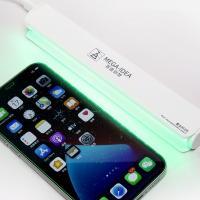 Лампа QianLi Mega-idea с зеленым светом