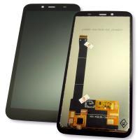 Дисплей Blackview BV5500 / BV5500 Pro с сенсором, черный (оригинал Китай)