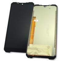 Дисплей Doogee S58 Pro с сенсором, черный (оригинальные комплектующие)