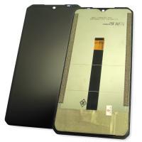 Дисплей Doogee S95 Pro с сенсором, черный (оригинальные комплектующие)