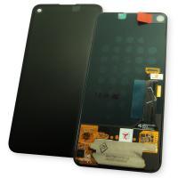 Дисплей Google Pixel 4A с сенсором, черный (оригинал Китай)