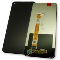 Дисплей Oppo A53 / A33 / A22 / Realme 7i с сенсором, черный (оригинал Китай)