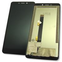 Дисплей Ulefone Armor X5 с сенсором, черный (оригинальные комплектующие)