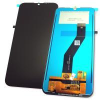 Дисплей Motorola Moto E6s 2020 с сенсором, черный (оригинал Китай)