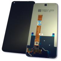 Дисплей Oppo A52 / A72 / A92 с сенсором, черный (оригинальная матрица)