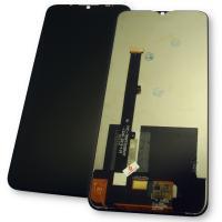 Дисплей Meizu M10 M918H с сенсором, черный (оригинальная матрица)
