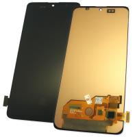 Дисплей Samsung A515F / Galaxy A51 2019 OLED с сенсором, черный (копия ААА)