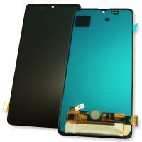Дисплей Samsung A715F Galaxy A71 2019 OLED с сенсором, черный