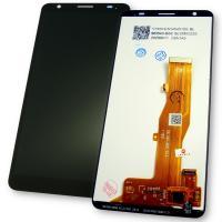 Дисплей ZTE Blade A3 2020 с сенсором, черный (оригинал Китай)