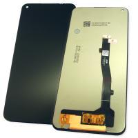 Дисплей ZTE Blade V2020 5G с сенсором, черный (оригинал Китай)