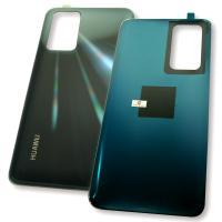 Стекло задней крышки Huawei P40 серебристого цвета (оригинальные комплектующие)