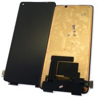 Дисплей OnePlus 8 / Oppo Reno4 Pro 5G с сенсором, черный (оригинальная матрица)