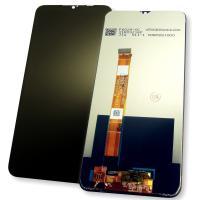 Дисплей Realme C3 / Realme 6i с сенсором, черный (оригинальные комплектующие)