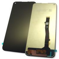 Дисплей ZTE Blade V2020 5G с сенсором, черный (оригинальные комплектующие)