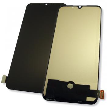 Дисплей Vivo V20 / V20 SE с сенсором, черный (TFT)