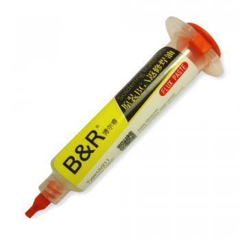 Паяльный флюс B&R UV211 (в шприце)