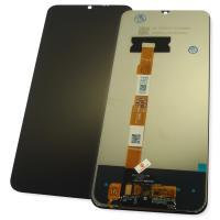 Дисплей Vivo Y12s / Y20 с сенсором, черный (оригинальные комплектующие)