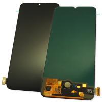 Дисплей Vivo V20 / V20 SE с сенсором, черный (оригинальная матрица)