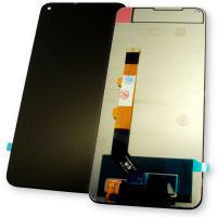 Дисплей Xiaomi Redmi Note 9T / Redmi Note 9 5G с сенсором, черный (оригинал Китай)
