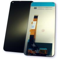 Дисплей Xiaomi Redmi Note 9T / Redmi Note 9 5G с сенсором, черный (оригинальные комплектующие)