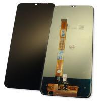 Дисплей Vivo Y31 / Y31s с сенсором, черный (оригинал Китай)