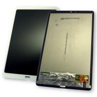 Дисплей Xiaomi Mi Pad 4 Plus с сенсором, белый (оригинальные комплектующие)