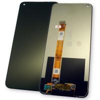 Дисплей Realme 6S с сенсором, черный (оригинальная матрица)