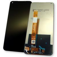 Дисплей Oppo A52 / A72 / A92 с сенсором, черный (копия)