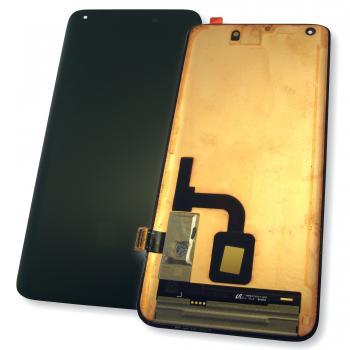 Дисплей Xiaomi Mi 10 5G с сенсором черного цвета, версия Samsung (оригинальная матрица)