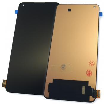 Дисплей Xiaomi Mi 11 Lite с сенсором, черный (оригинал Китай)