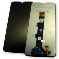 Дисплей Motorola Moto G10 XT2127-2 с сенсором, черный (оригинал Китай)