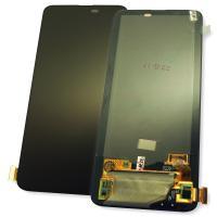 Дисплей Xiaomi Poco F2 Pro / Redmi K30 Pro с сенсором, черный (оригинальные комплектующие)