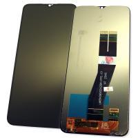 Дисплей Samsung A025F / A025M / Galaxy A02S с сенсором, черный (оригинальные комплектующие)
