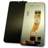 Дисплей Samsung A025F / A025M / Galaxy A02S с сенсором, черный (оригинал Китай)