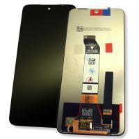 Дисплей Xiaomi Redmi Note 10 5G с сенсором, черный (оригинал Китай)