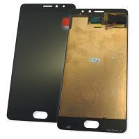 Дисплей Meizu Pro 7 Plus с сенсором, черный (оригинальная матрица)