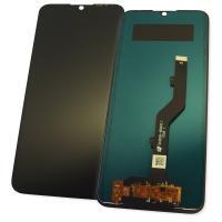 Дисплей ZTE Blade A5 2020 / A7 2019 / A7 2020 / A7S 2019 с сенсором, черный (оригинальные комплектующие)