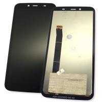 Дисплей Blackview BV5500 / BV5500 Pro с сенсором, черный (оригинальная матрица)