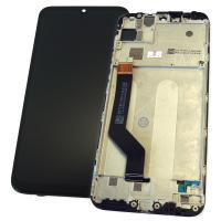 Дисплей Xiaomi Mi Play с сенсором и рамкой, черный (оригинал Китай)